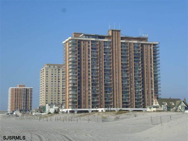 4800 Boardwalk #605, Ventnor, NJ 08406 (MLS #552775) :: Gary Simmens