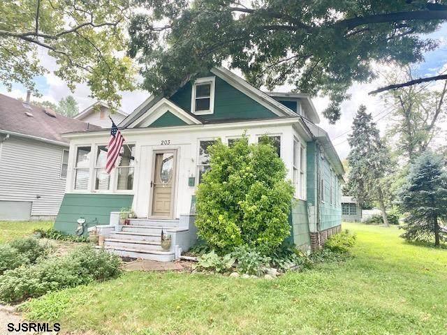 203 Engard Ave, Pennsauken Township, NJ 08110 (MLS #554495) :: Gary Simmens