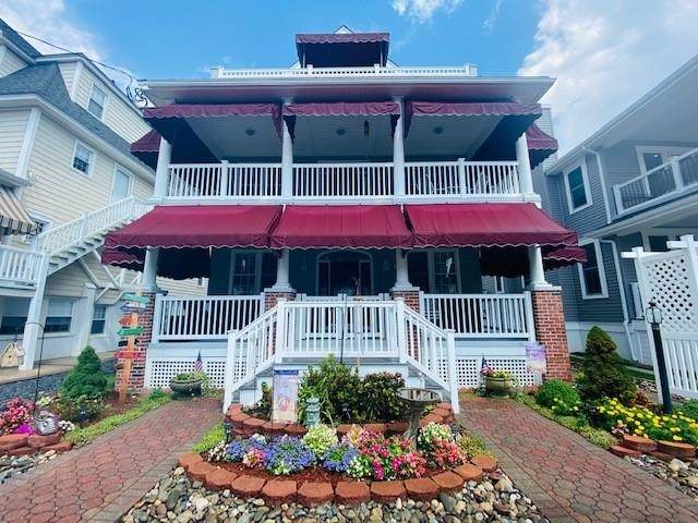 815 Brighton #1, Ocean City, NJ 08226 (MLS #555460) :: The Oceanside Realty Team