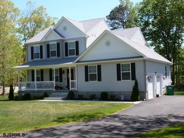 154 Bevis Mill Road, Egg Harbor Township, NJ 08234 (MLS #555598) :: The Oceanside Realty Team