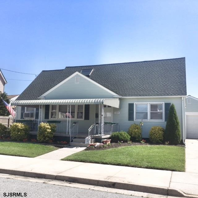 409 N Suffolk, Ventnor, NJ 08406 (MLS #506938) :: The Cheryl Huber Team