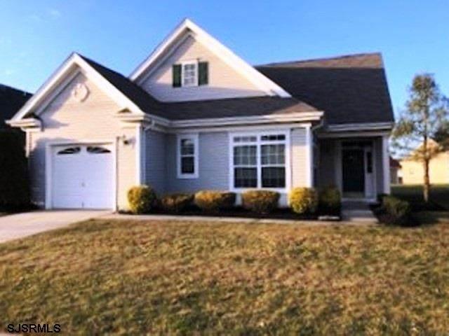 305 Mcclellan Rd, Egg Harbor Township, NJ 08234 (MLS #540867) :: The Cheryl Huber Team