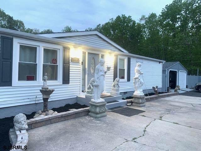 338 9TH  STREET, Newtonville, NJ 08346 (MLS #548041) :: Provident Legacy Real Estate Services, LLC