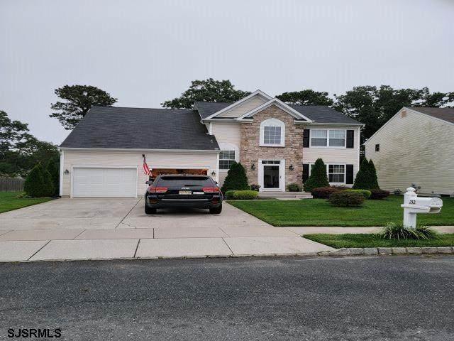212 Springfield, Egg Harbor Township, NJ 08234 (MLS #555585) :: The Oceanside Realty Team