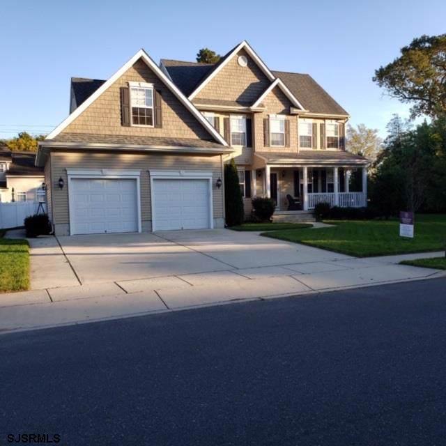 1902 Merritt Dr, Northfield, NJ 08225 (MLS #529035) :: Jersey Coastal Realty Group