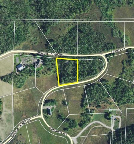 1700 Whisper Ridge Road, Ashton, ID 83420 (MLS #2114099) :: The Perfect Home