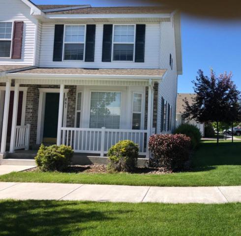 861 Capital Lane #69, Rexburg, ID 83440 (MLS #2116003) :: The Perfect Home-Five Doors