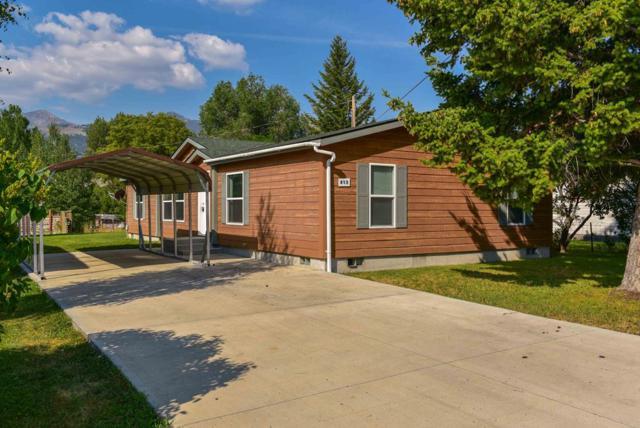 415 White Knob Street, Mackay, ID 83251 (MLS #2116793) :: The Perfect Home-Five Doors