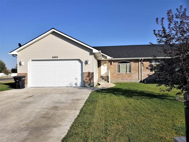 1003 S Matchpoint Drive, Ammon, ID 83406 (MLS #2117519) :: The Perfect Home-Five Doors