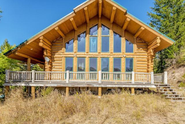 1030 Little Sheep Creek Road, Irwin, ID 83428 (MLS #2117782) :: The Group Real Estate