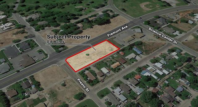 TBD Fremont Street, Idaho Falls, ID 83402 (MLS #2117910) :: The Perfect Home-Five Doors