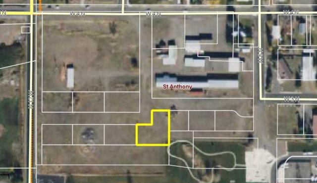 LOT 1A W 4 N, St Anthony, ID 83445 (MLS #2118887) :: The Perfect Home Group