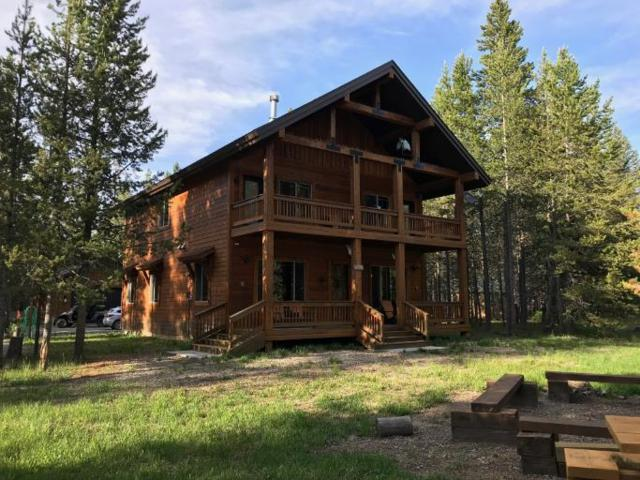 4508 Fish Creek Road, Island Park, ID 83429 (MLS #2121374) :: The Perfect Home