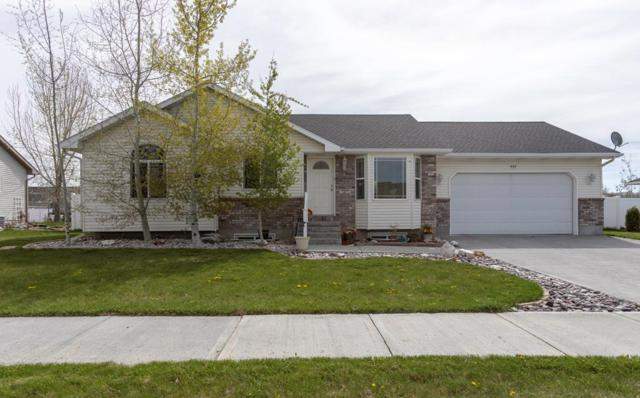 777 Newgate Drive, Ammon, ID 83406 (MLS #2121636) :: The Group Real Estate