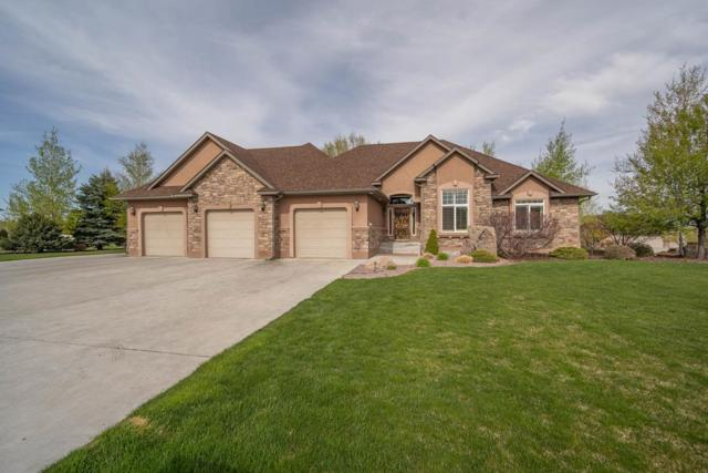 1850 S Sage Hen Lane, Ammon, ID 83406 (MLS #2121671) :: The Group Real Estate