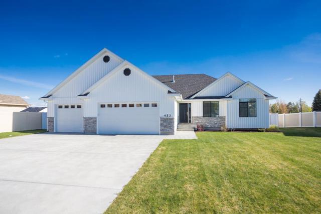 453 North Pointe Drive, Idaho Falls, ID 83401 (MLS #2121793) :: The Perfect Home