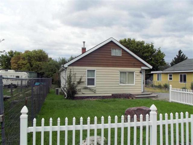 1494 Cottage Avenue #1494, Pocatello, ID 83201 (MLS #2121870) :: The Perfect Home