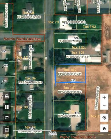 TBD Annis Hwy, Rigby, ID 83442 (MLS #2122035) :: Team One Group Real Estate
