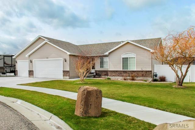 5170 Barton Lane, Ammon, ID 83406 (MLS #2122674) :: The Perfect Home