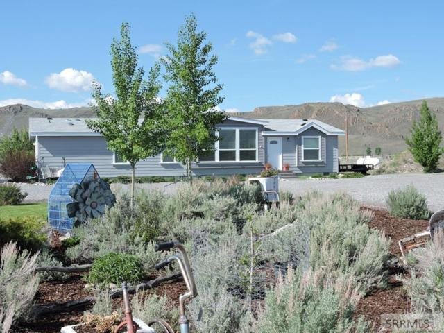 5949 W Borah View, Mackay, ID 83251 (MLS #2122725) :: Team One Group Real Estate