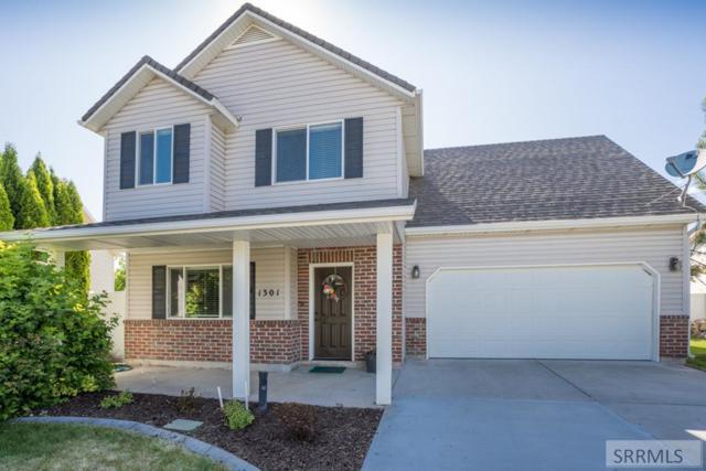 1301 Cornerstone Drive, Idaho Falls, ID 83401 (MLS #2122744) :: The Perfect Home