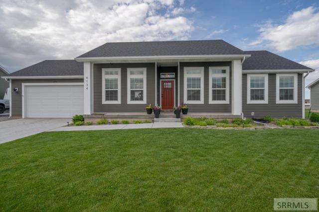 4134 E Vision Drive, Idaho Falls, ID 83401 (MLS #2122759) :: Team One Group Real Estate