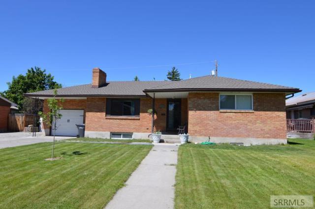 1020 Merrett Drive, Idaho Falls, ID 83404 (MLS #2122760) :: Team One Group Real Estate