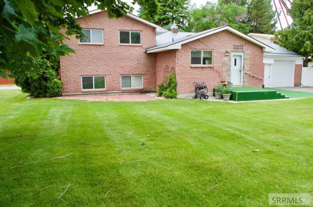 215 Market Street, Ririe, ID 83443 (MLS #2122866) :: The Perfect Home