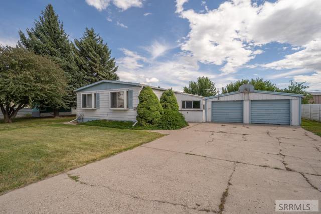 966 Parkway Drive, Blackfoot, ID 83221 (MLS #2122938) :: Team One Group Real Estate
