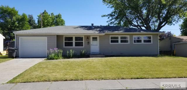 1514 Halsey Street, Idaho Falls, ID 83401 (MLS #2122974) :: The Perfect Home