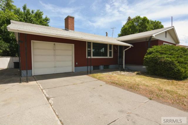 705 E 17th Street, Idaho Falls, ID 83401 (MLS #2123044) :: The Perfect Home