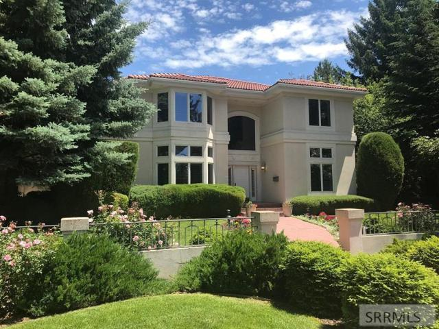 2695 S Boulevard, Idaho Falls, ID 83404 (MLS #2123048) :: Silvercreek Realty Group