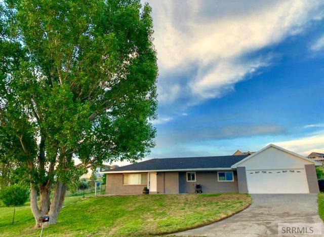 6002 N Foothill Road, Idaho Falls, ID 83401 (MLS #2123082) :: The Group Real Estate
