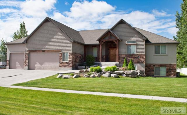 2658 Stafford Drive, Ammon, ID 83406 (MLS #2123130) :: The Group Real Estate