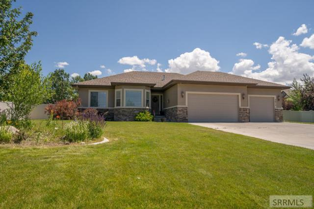 2613 Fieldstone Drive, Ammon, ID 83406 (MLS #2123245) :: The Group Real Estate