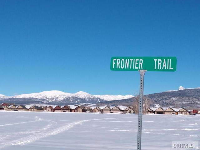 Lot 110 Frontier Trail, Driggs, ID 83422 (MLS #2123413) :: The Group Real Estate