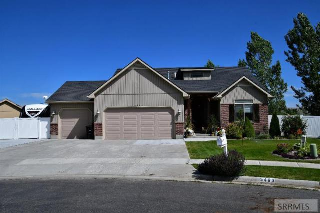 5483 S Barton Circle, Ammon, ID 83406 (MLS #2123465) :: The Group Real Estate