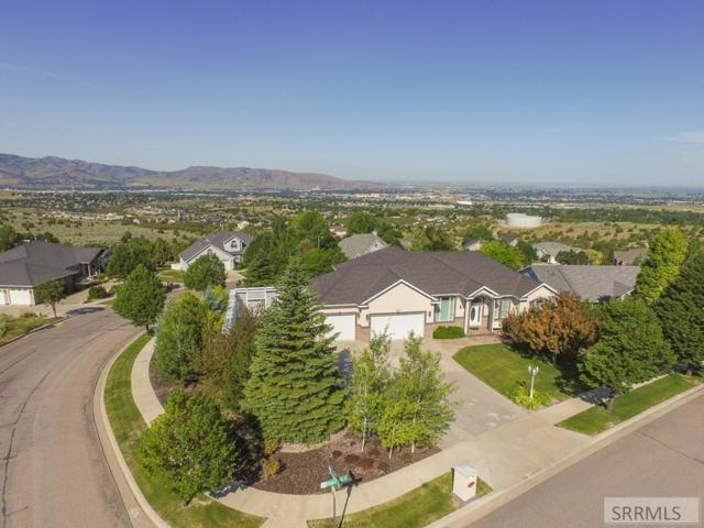 3480 Desert View Court, Pocatello, ID 83201 (MLS #2123516) :: The Perfect Home