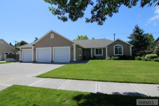 185 Woodhaven Lane, Idaho Falls, ID 83404 (MLS #2123526) :: The Group Real Estate