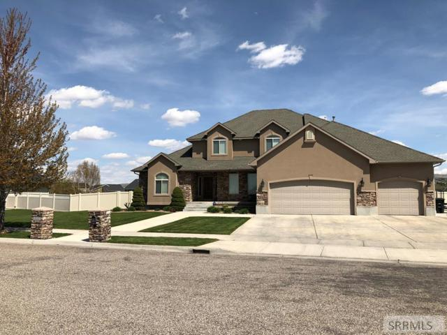 5727 S Veil Drive, Ammon, ID 83406 (MLS #2123560) :: Team One Group Real Estate