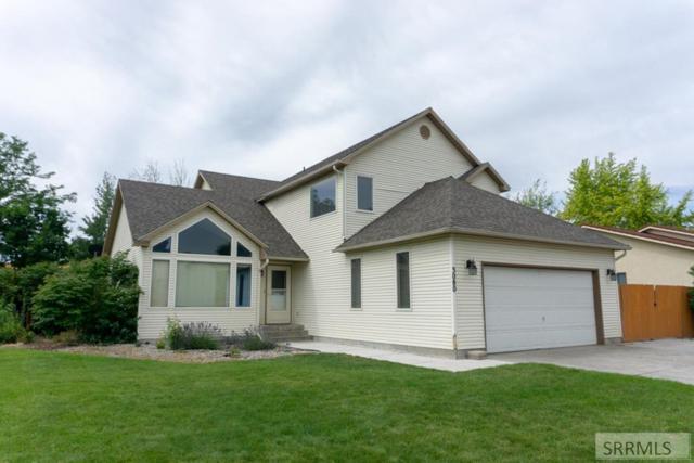 3080 Mesquite Drive, Idaho Falls, ID 83404 (MLS #2123610) :: Silvercreek Realty Group