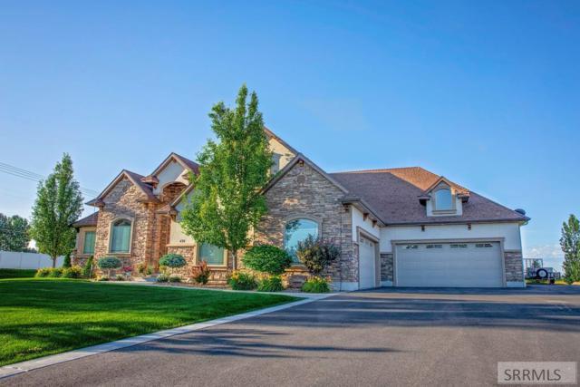 474 E Hallmark Drive, Idaho Falls, ID 83404 (MLS #2123616) :: The Perfect Home