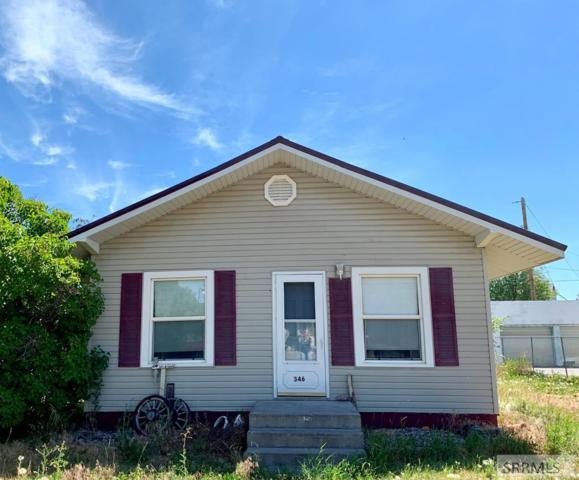 346 1 W, Ririe, ID 83443 (MLS #2123701) :: Team One Group Real Estate