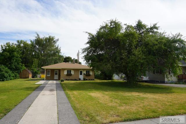 166 E 21st Street, Idaho Falls, ID 83404 (MLS #2123713) :: The Perfect Home