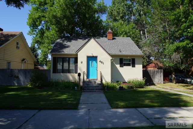 451 8th Street, Idaho Falls, ID 83401 (MLS #2123822) :: The Group Real Estate