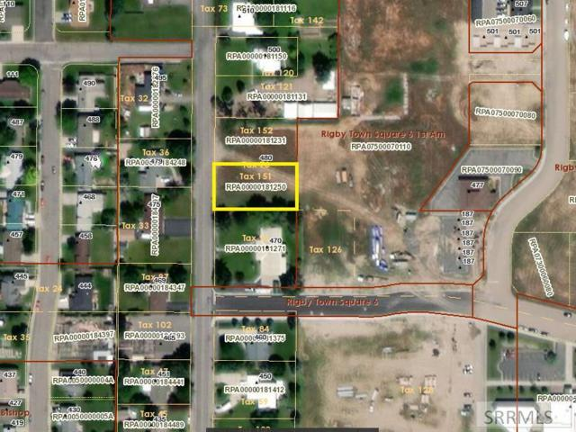 Tax 151 Annis Hwy, Rigby, ID 83442 (MLS #2124037) :: Team One Group Real Estate