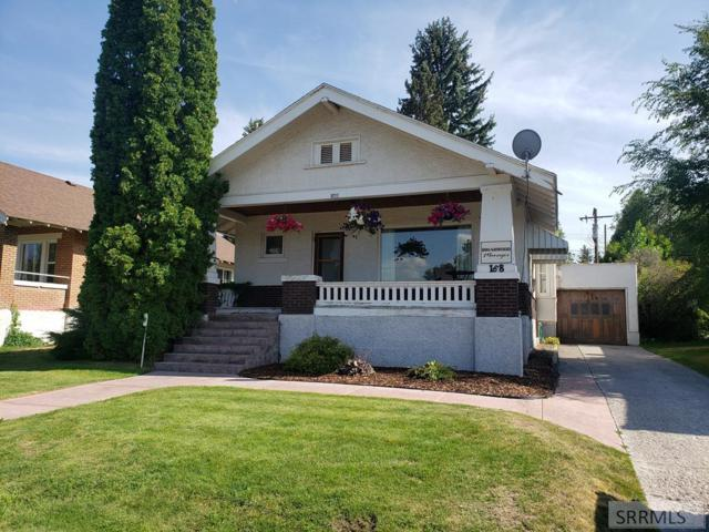 168 E 2nd S, Rexburg, ID 83440 (MLS #2124108) :: Team One Group Real Estate