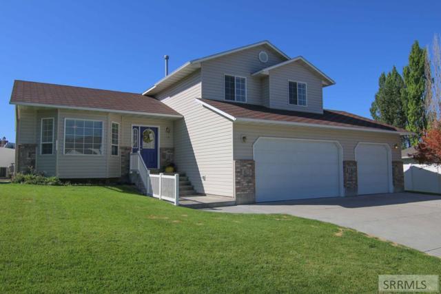 719 Mountain Park Road, Pocatello, ID 83202 (MLS #2124198) :: Team One Group Real Estate