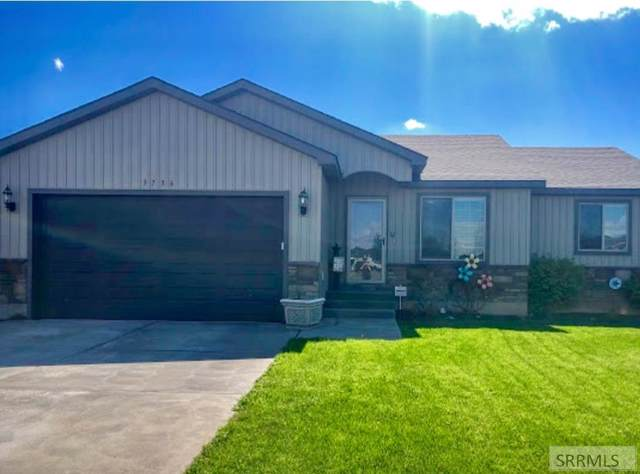 3736 Marble Drive, Idaho Falls, ID 83401 (MLS #2124919) :: The Group Real Estate