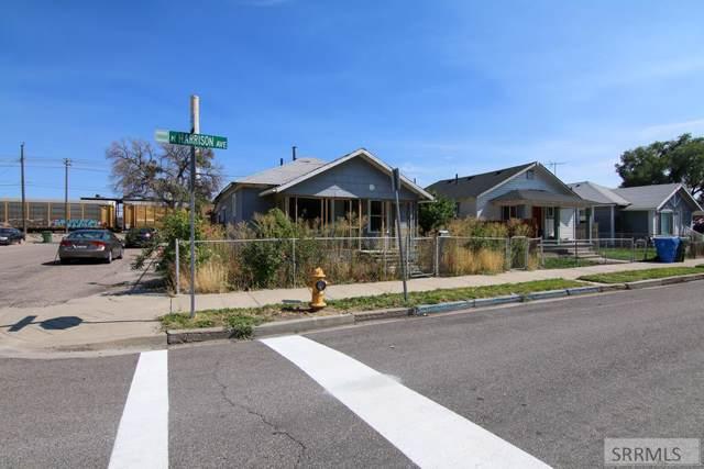 1056 N Harrison Avenue, Pocatello, ID 83204 (MLS #2124930) :: The Group Real Estate